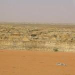 Flüchtlingscamp in Darfur