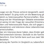 Versuch der Klarstellung durch Hans-Ulrich Rülke